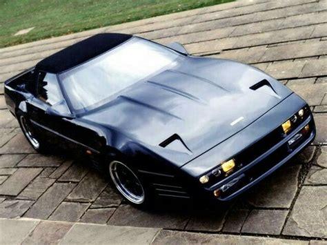Jankel Tempest (Corvette) | Corvette, Corvette c4, Chevrolet corvette c4