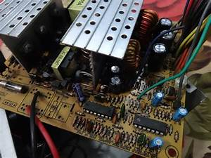 Psu  Power Supply Unit  Circuit Board Diagram And Repair