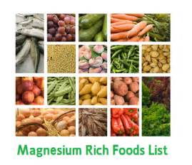 Top List of Magnesium Rich Foods to include in your Diet - Stylish ...  Migraine Magnesium