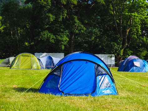 festival camping  blacks  keswick mountain festival