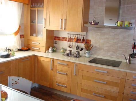 diseno de cocinas en valdemoro madera teide color especial