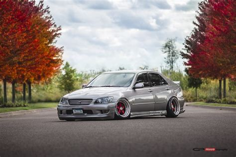 toyota lexus  altezza tuning  jdm autumn stance hd