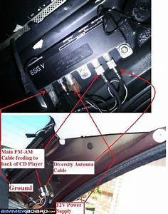 Bmw E90 Diversity Antenna Wiring Diagram