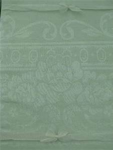 pale mint green damask cloth table linens, tablecloth and ...