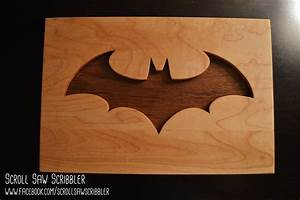 Batman Hush Symbol Box by ScrollSawScribbler on DeviantArt