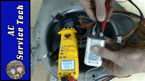 Step Procedure For Troubleshooting Blower Motor