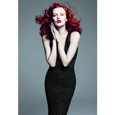 redheads do have all the fun karen elson model