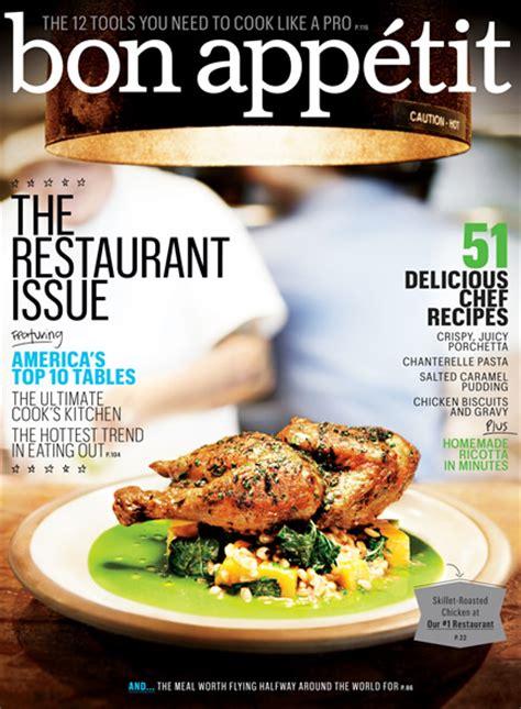 cuisine bon appetit husk named bon appé magazine s 2011 best restaurant
