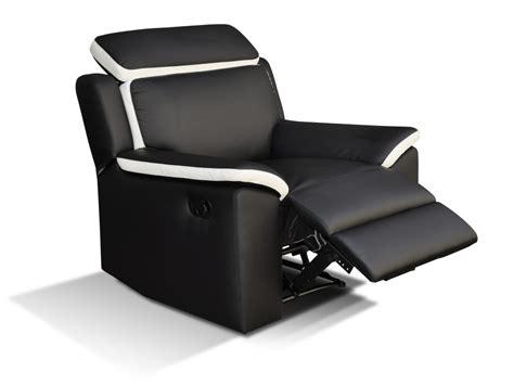 canapé et fauteuil relax canapé ét fauteuil relax gris blanc ou noir blanc souffle