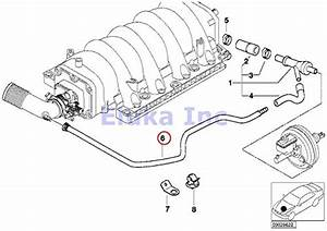 Bmw Genuine Vacuum Pipe