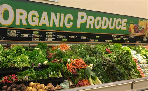 Here's Proof That Organic Foods are Safer and More Nutritious