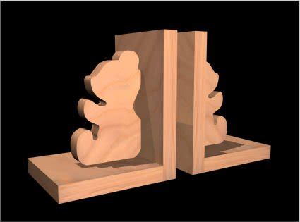 bookend pattern woodwork city  woodworking plans