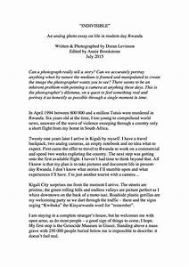Personal Essay Thesis Statement Examples An Essay On Rwanda Genocide English Literature Essay Structure also Importance Of English Language Essay Essay On Rwanda Genocide Online College Essay Writing Service  Essay On Healthcare