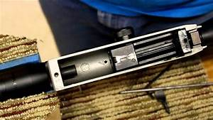 Reinstalling Bolt On Remington 597