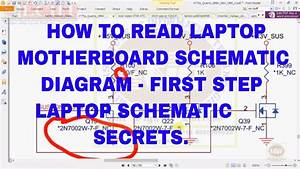 How To Read Laptop Motherboard Schematic Diagram