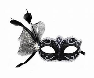 Black Masquerade Masks Clipart (71+)
