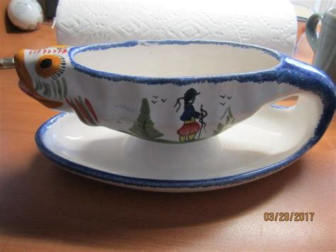 Quimper Gravy Boat by Two Fishing Boats For Sale Classifieds