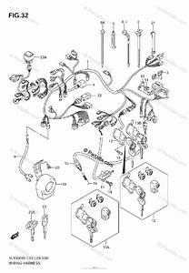 Suzuki Motorcycle 2005 Oem Parts Diagram For Wiring