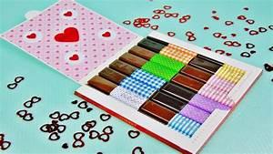 Geschenk Selber Basteln : geschenke aus schokolade basteln beautiful zum schokolade with geschenke aus schokolade basteln ~ Watch28wear.com Haus und Dekorationen