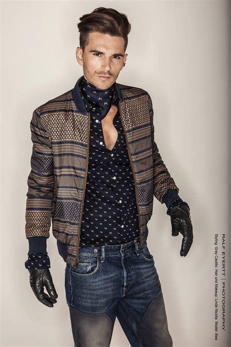 hm herbstwinter kollektion maenner  fashion world biz