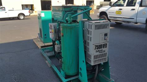 air compressor air dryer sullivan palatek vancouver