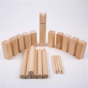 Kubb Spiel Familie Garten Spiel Holz Andere Spielzeuge Und