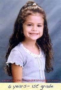 Selena Gomez Childhood