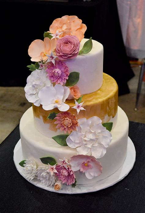 cleveland  bridal show cake gallery todays bride