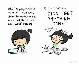 In Defence Of: Procrastination | Blood On Paper
