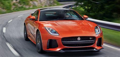 Preise Des Jaguar F-type Svr Coupe Und Cabrio