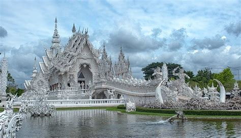 temple white travel  photo  pixabay