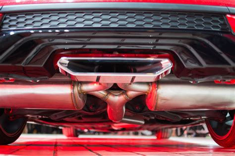 owners changed   exhaust tip