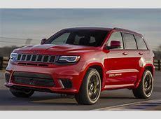 2018 Jeep Grand Cherokee Overview CarGurus