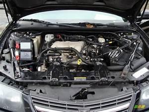 2003 Chevrolet Impala Standard Impala Model 3 4 Liter Ohv