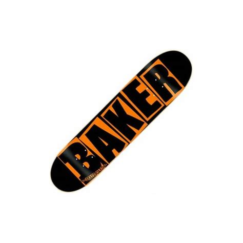 Baker Skateboard Decks 80 by Baker Skateboards Baker Team Danger Deck 8 0 Quot Skateboard
