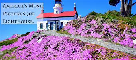lighthouse america battery point america s most picturesque lighthouse