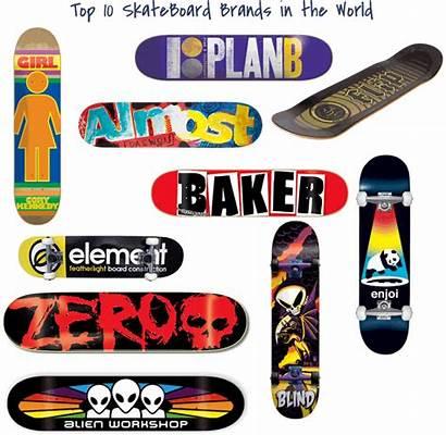 Brands Skateboard Skateboards