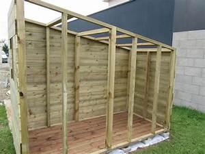 Comment Construire Une Cabane à écureuil : comment construire une cabane en bois cabanes abri jardin ~ Melissatoandfro.com Idées de Décoration