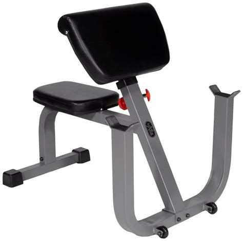Xmark Xm4436 Seated Preacher Curl Review