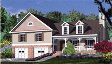 bi level floor plans with attached garage bi level house plans with attached garage home design and style