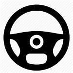 Steering Wheel Icon Wheels Automotive Icons Driver