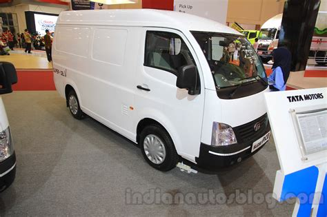 Tata Ace Modification by Tata Xenon Xt 2 2 Tata Ace Closed Cabin Giias 2015