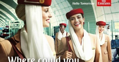 fly gosh emirates airline cabin crew recruitment penang