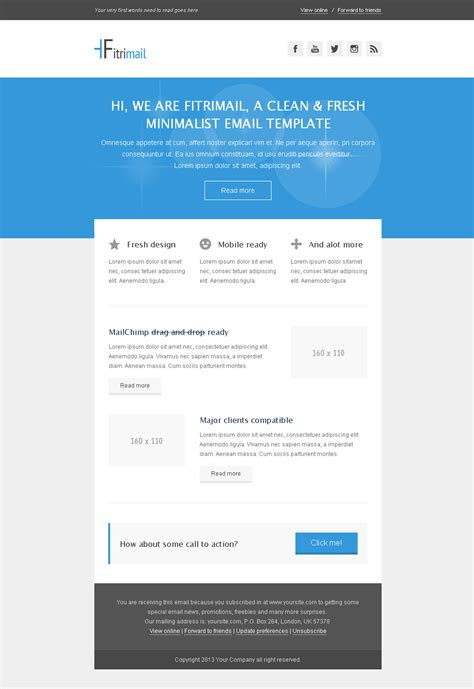 designing an email template emailer template design ideal vistalist co