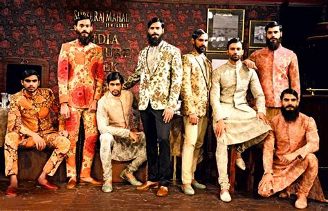 Sherwanis, Suits For Indian Grooms