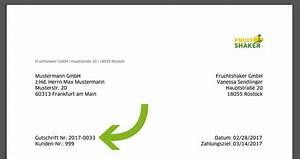 Pflichtangaben Rechnung 2017 : gutschrift erstellen so gehts richtig ~ Themetempest.com Abrechnung