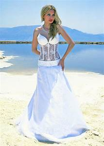 See through corset wedding dress for See through wedding dress pictures