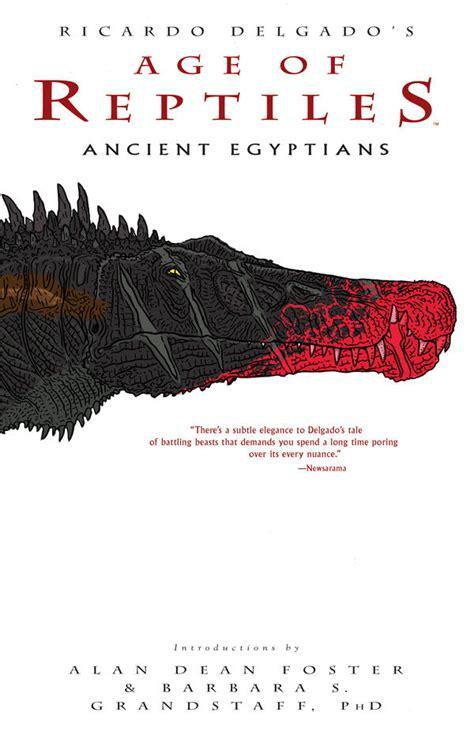 age reptiles ancient egyptians horse dark comics ricardo delgado books egypt preview