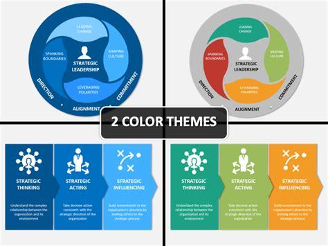 strategic leadership powerpoint template sketchbubble