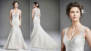 off white wedding dresses romantic wedding dresses With off white dresses for weddings
